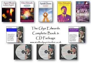 SPECIAL OFFER: The Complete Glyn Edwards Book & CD Package (August 2019) 10% Discount