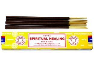 Spiritual Healing - Satya Incense Sticks (15g)