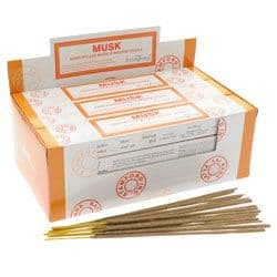 Stamford Masala Incense Sticks: Musk