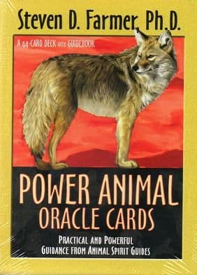 Steven D. Farmer - Power Animal Oracle Cards