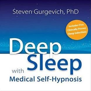 Steven Gurgevich PhD CD - Deep Sleep with Medical Hypnosis (2CDs)