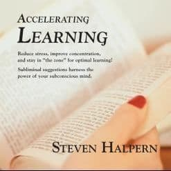Steven Halpern CD - Accelerated Learning
