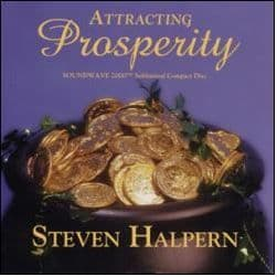 Steven Halpern CD - Attracting Prosperity