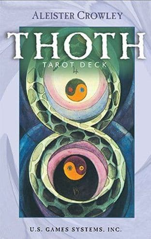 Thoth Tarot Deck (Pocket) by Aleister Crowley