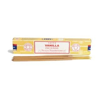 Vanilla - Satya Incense Sticks (15g)