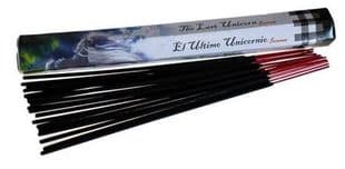 White Magic Incense Sticks: The Last Unicorn