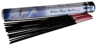 White Magic Incense Sticks: White Magic Spells