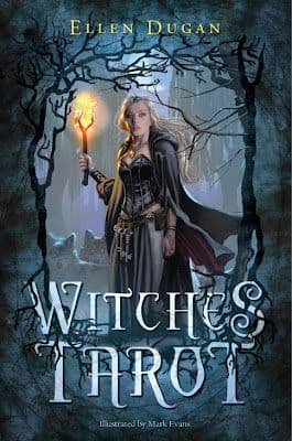 Witches Tarot Set (Tarot Cards & Book) - Ellen Dugan & Mark Evans