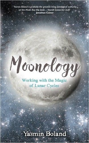 Yasmin Boland - Moonology - Working with the Magic of Lunar Cycles (Book)
