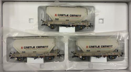 Accurascale ACC2032CS-MW - PCA Bulk Cement - Castle Cement Pack M - VTG 10606/44 74044 * Weathered*