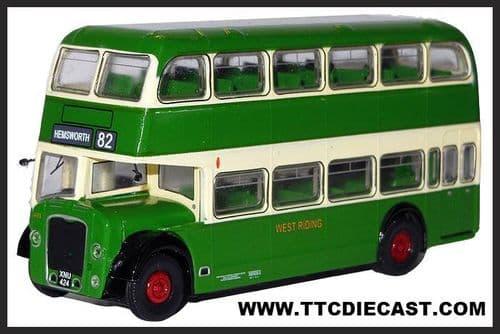 BASE TOYS B105A Bristol Lodekka LD1 - West Riding (401)