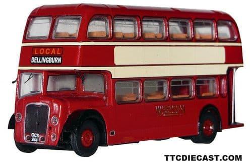 BASE TOYS B107B Bristol Lodekka LD1 - Western SMT