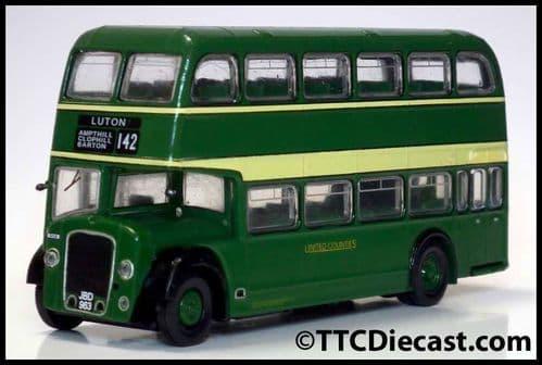 BASE TOYS B116A Bristol Lodekka LD6G United Counties (958)