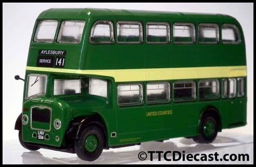 BASE TOYS B116B Bristol Lodekka LD6G United Counties (976)