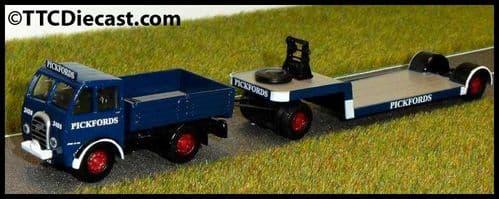 BASE TOYS DA92 Foden DG Ballast & L/loader - Pickfords