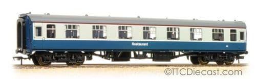 Bachmann 39-250A BR Mk1 RFO Restaurant Car Blue & Grey