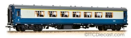 Bachmann 39-312 BR Mk1 SP Pullman Second Parlour Blue & Grey (With Lighting)