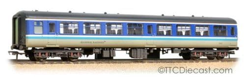 Bachmann 39-364 BR MK2A TSO Tourist Second Open Regional Railways Weathered