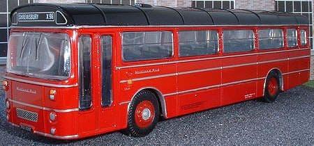 CORGI 40201 Leyland Leopard PSU3 / 4R / Willowbrook CF Midland Red - PRE OWNED