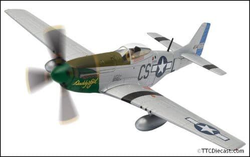 CORGI AA27704 North American P-51D Mustang, 44-14733/CS-L Daddys Girl, Capt. Ray Wetmore