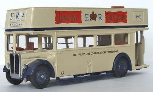EFE 10203 AEC Regent III OT - Great Yarmouth Transport - PRE OWNED