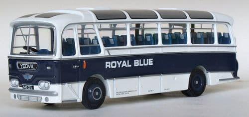 EFE 12119 Harrington Cavalier - Royal Blue (Western National Omnibus Co) - PRE OWNED