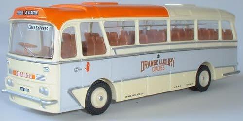 EFE 12204DL Harrington Grenadier - Orange Luxury Coaches - PRE OWNED