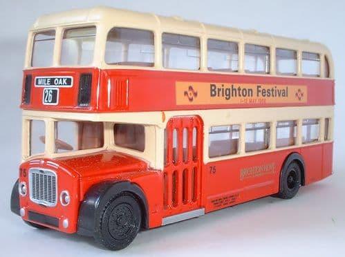 EFE 14001 Bristol FLF Lodekka - Brighton Hove & District - PRE OWNED