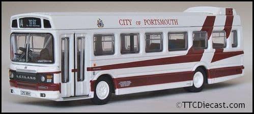 EFE 14702 Leyland National Mk2 - Portsmouth City Transport *LAST FEW*