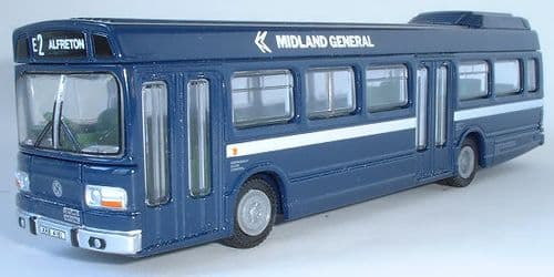 EFE 15106 Leyland National - Midland General NBC - PRE OWNED