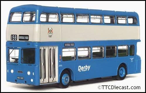 EFE 18011 Daimler Fleetline Mcw - Derby City Transport *LAST ONE*