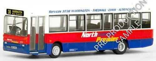 EFE 20647 Dennis Dart Plaxton Pointer  - North Western Premier * WSL *