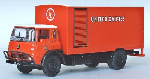 EFE 22911 Bedford Tk Van - United Dairies *LAST ONE*