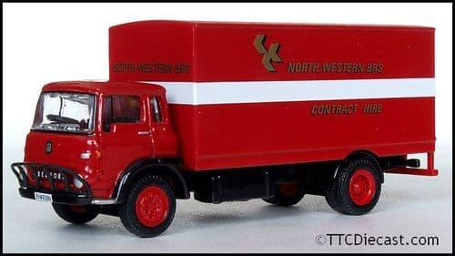 EFE 22912 Bedford Tk Van - North Western Brs *LAST FEW*
