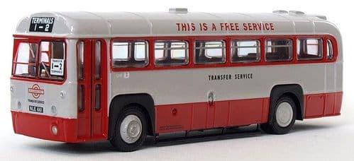 EFE 23322 Rf Aec Regal Iv - Silverline Tours (Halls Coaches) * WSL *