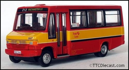 EFE 24906 Reeve Burgess Mercedes - First Capital Citybus *LAST ONE*