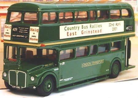 EFE 25509 EG01 Long AEC Routemaster RML 'London Transport' East Grinstead Rally 2001 LBRT