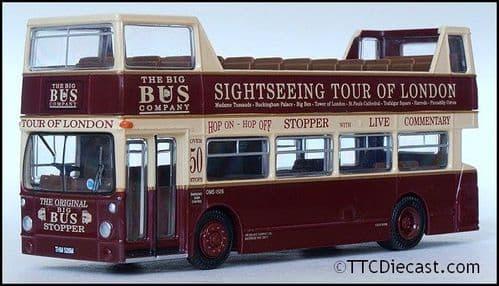 EFE 27902 Open Top Dms - Big Bus Company *LAST FEW*