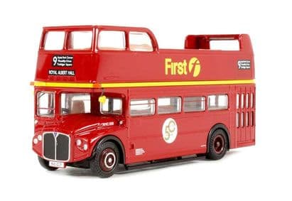 EFE 33105 Short Open Top Aec Routemaster - Firstgroup Plc - Route 9 *LAST ONE*
