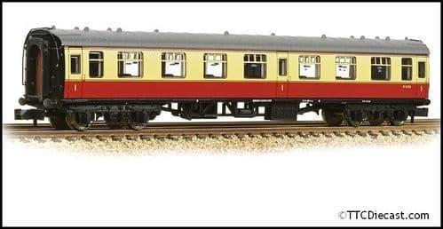 Farish 374-815A BR Mk1 FO First Open BR Crimson & Cream