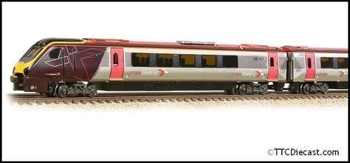 Farish 371-679 Class 220 4-Car DEMU 220009 Arriva Cross Country * PRE ORDER £ 339.36 *
