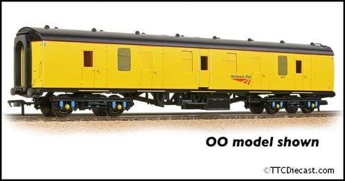 Farish 374-040A BR Mk1 BG Brake Gangwayed Generator Van Network Rail Yellow  *PRE ORDER £35.66*