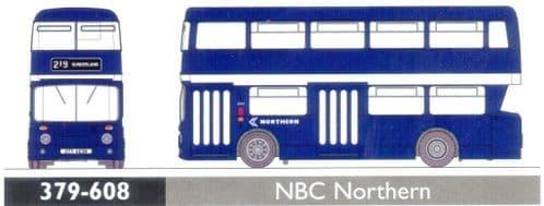 GRAHAM FARISH 379-608 Leyland Atlantean NBC Northern
