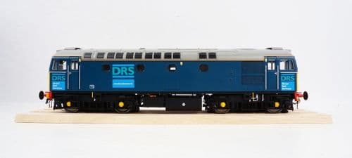 HELJAN 3404 Class 33/0 in Direct Rail Services blue - unnumbered
