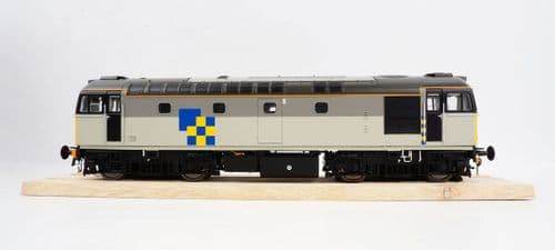 HELJAN 3405 Class 33/0 in Railfreight Construction triple grey - unnumbered