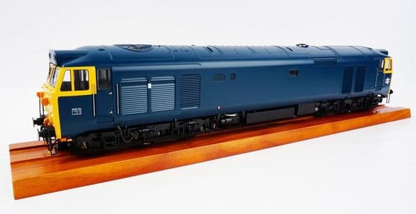 HELJAN 4020 Class 50 in BR blue - unnumbered
