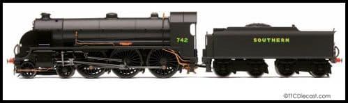 HORNBY R3527 SR 4-6-0 'Camelot' '742' N15 King Arthur Class
