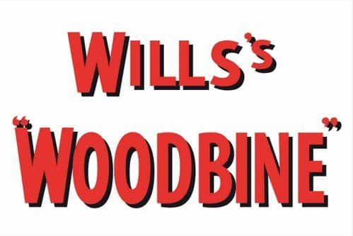 OXFORD 76ACC005 Pallet/Loads - Wills Woodbine (x4) (WSL)