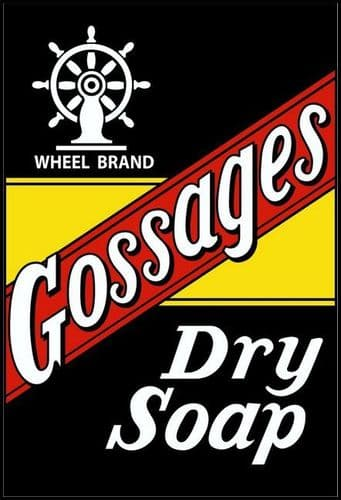 OXFORD 76ACC009 Accessories Pallet Load Gossages Dry Soap