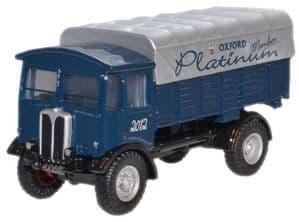 OXFORD 76AEC016 AEC Matador - 2012 Platinum Member